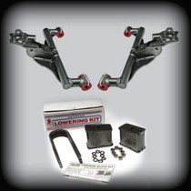 "2004-2009 Colorado / Canyon 3""F- 4""R LOWERING KIT"