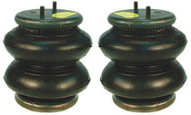"2 Pack Firestone 2600lb. Double Convoluted Air Bag  3/8"" Port"