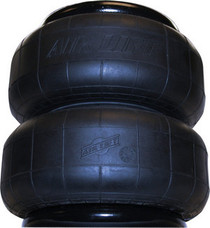2 Airlift Dominator 2B7 Single 1/2 Port Airbags (1 pair)