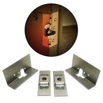 Small Bear Claw Door Latch Install Kit