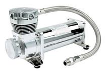 Viair 12v 480C Air Compressor Chrome - 200psi