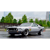 CoilOver System for 67-70 Mustang - Vehicle Image
