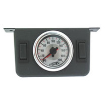 Air Lift Electric Dual Gauge Switch Panel