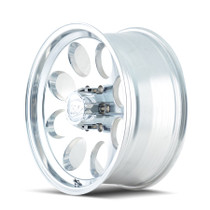 ION 171 Polished 15X10 5-120.65 -38mm 83.82mm