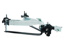 Round Bar Weight Distributing Hitch 400-600lb. Tongue Weight