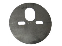 Single Port Air Bag Circle Plate