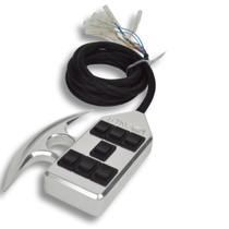AVS Billet Axe 7-Switch Series  Rocker-1