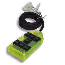 AVS ARC-7 Switch Rocker Series Green