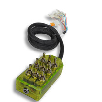 AVS ARC-9 Switch Toggle Series Green