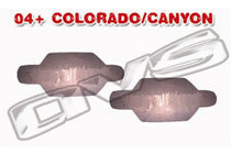 04-11 COLORADO/CANYON DOOR HANDLE FILLER PLATES