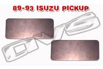 1989-1993 Isuzu Pickup Door Handle Fillers
