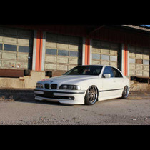 1997-2003 BMW 5-Series Air Lift Kit with Manual Air Management