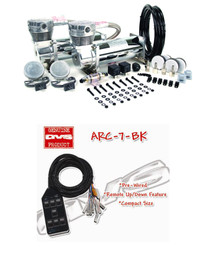 Viair 480C Air Compressor Dual Pack With AVS 7 Switch Box