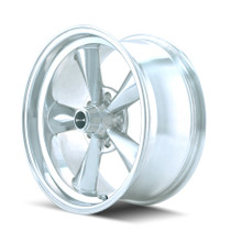 Ridler 675 Polished 15X8 5-120.65 -12mm 83.82mm