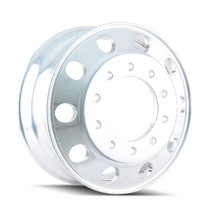 IONBILT IB01P Polished 22.5x8.25 10-285.75 169mm 220.1mm