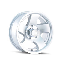 Ion Trailer Wheels 10 Machined 14x6 5-114.3 0mm 83.82mm