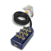 AVS ARC-9 Switch Toggle Series Blue