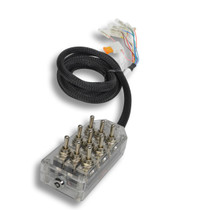 AVS ARC-9 Switch Toggle Series Clear