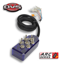 AVS ARC-7 Switch Toggle- Blue
