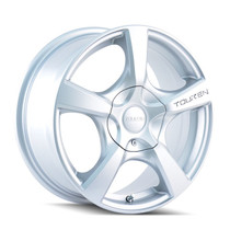 Touren 3190 Hypersilver 18X8 5-127 40mm 72.62mm