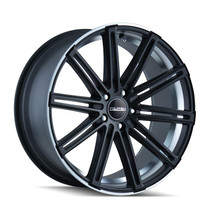 Touren 3240 Matte Black/Machined 20X9.5 5-112 35mm 66.56mm