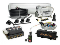 Single Compressor E-Level Air Management Package with Rocker Switch