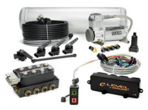 Dual Compressor E-Level Air Management Package with Rocker Switch