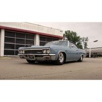 Air Suspension System for 65-66 Impala