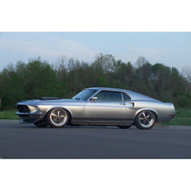Air Suspension System for 67-70 Mustang - vehicle image
