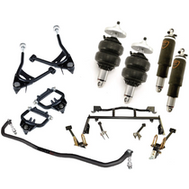 Air Suspension System for 67-70 Mustang