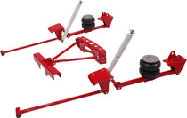82-03 S-10 Sonoma Bolt-On 4 Link And Cantilever Package
