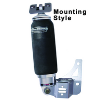 64-72 GM A Body Rear ShockWave System TQ Series mounting style
