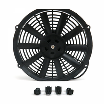 "14"" Zirgo 2175 fCFM High Performance Blu Cooling Fan"
