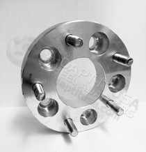 5 X 110 to 5 X 5.00 Wheel Adapter