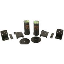AirOverLeaf 2000lb Under Frame 2.5 Inch Leaf Bracket Kit complete kit