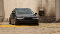 95-99 BMW M3/ 82-98 BMW 3-Series Air Lift Kit w/Manual Air Management- Front View