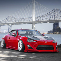 12-14 Scion FRS AirREX Complete Air Suspension System