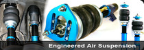 93-99 BMW M3 AirREX Complete Air Suspension System