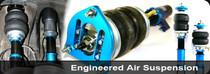 10-14 Volkswagen Jetta MK6 AirREX Air Suspension System