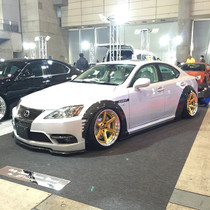 06-13 Lexus IS250/350/IS-F AirREX Air Suspension System