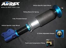 13-14 BMW 1 Series AirREX Air Suspension System