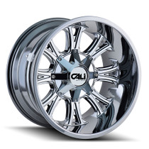 Cali Off-Road Americana PVD2 Chrome 20X10 5-127/5-139.7 -25mm 87mm