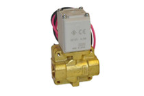 "SMC 1/2"" Pneumatic Air Valve"