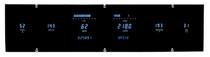 "Universal 6 Gauge (4.4"" X 18.5"") Designer Series Digital Instrument System"