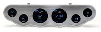 "Universal 6 Gauge (4"" X 18"") Universal Street Rod Digital Instrument System"