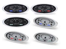 1932 Ford Car VHX Instruments