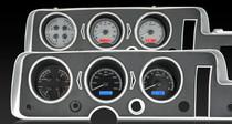 1968 Pontiac GTO/ Lemans/Tempest VHX Instruments