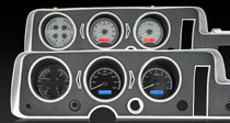 1968 Pontiac GTO/ Lemans/Tempest VHX Instruments (displayed in bezel/bezel NOT included)