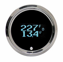 Odyssey II Series 2-1/16 Inch Fuel/Volt/Oil Pressure/Water Temp