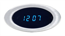 Ion Series Digital Clock Satin